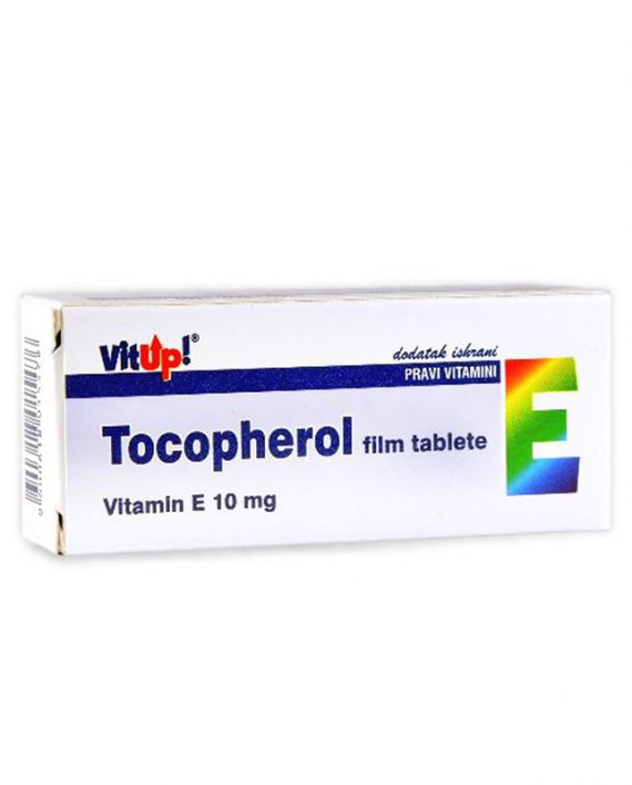 TOCOPHEROL film tablete vitamin E