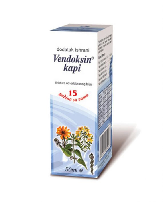 VENDOKSIN kapi 50ml