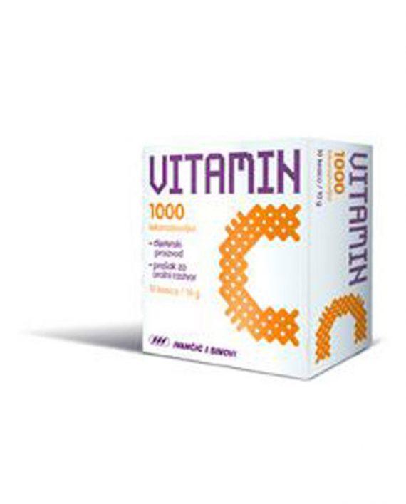 Vitamin C 10x1000mg