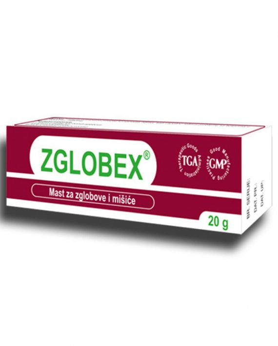 ZGLOBEX mast 20g